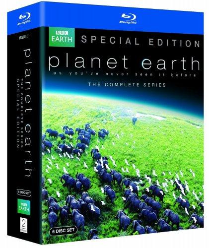 Planet Earth - Special Edition [Blu-ray] £11.70 (prime) £13.69 (non prime) @ Amazon