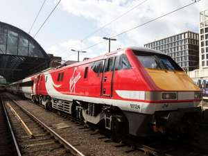 Virgin Trains East Coast Sale