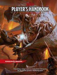Dungeons and Dragons 5th edition players handbook £19.42 @ Wordery