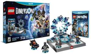 LEGO Dimensions Wii U Starter Pack - Pre-order.£72.99 at Argos or £67.99 on Amazon!