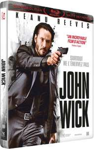 John Wick Blu Ray Steelbook - £12.50 @ Amazon.FR