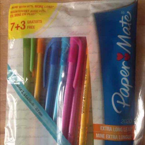 10 paper mate mechanical pencils instore Poundland £1.00