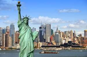 Direct Flights to New York from LHR + 7 nights Hotel from £576pp (Jan + Feb dates available) @ British Airways