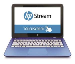 HP Stream 13-c020na Touchscreen Laptop (Horizon Blue) £199 at HP Store