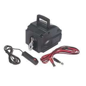 Hilka Pro-Craft 1700lb Vehicle Winch £34.99 @ Screwfix