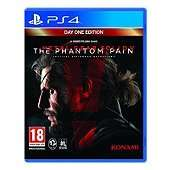 [Tesco Direct] Metal Gear Solid V + Ground Zeros (PS4) £42 (£32 with Boost for no point loss!)