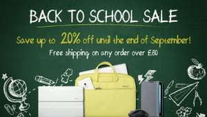 ASUS Back to School Sale