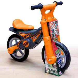 Feber speed bike balance bike £19.99 instore at Home Bargains