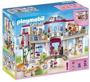 Playmobil 5485 City Life Shopping Centre Half price £50 at Amazon