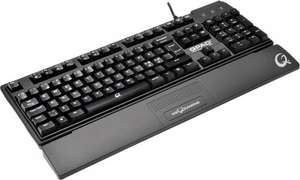 Qpad Pro Gaming Mechanical Keyboard - MK-50 - MX Red £51.19 PCNation.co.uk