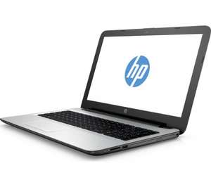 """HP 15-af067sa 15.6"""" Laptop (White) - Currys - £349.99 from 27/08/2015"""