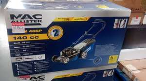 Mac Allister MPRM 46SP Petrol Lawnmower at B&Q Aintree for £80