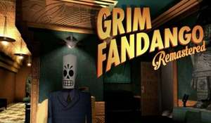 *Retro Sale* Grim Fandango Remastered (PS4) £4.77 @ US PSN (Hotline Miami 2 £5.72, Child Of Light £3.82, Metal Slug 3 £5.72, The Escapists £8.92, List Inside also PS3)