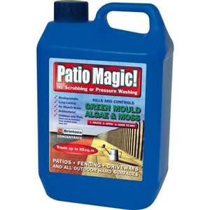 Patio Magic, 2.5L £4.25 @ Tesco In store and now online too (see details for URL)