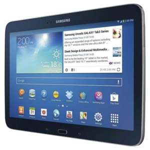 "** Samsung Galaxy Tab 3, 10.1"" Tablet, 16GB, WiFi – Black or White now £129 @ Tesco Direct (Free CnC) **"