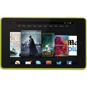 Kindle Fire HD 6 £57.99 plus £3.95 delivery (£5 Gift Card included) Argos