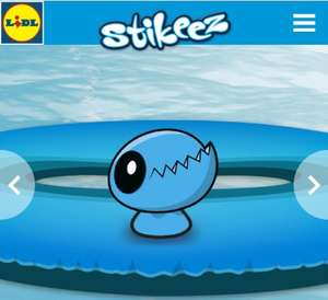 Stikeez from 29p @ Lidl