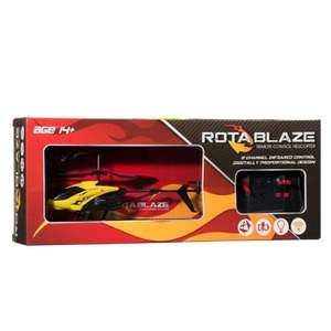 Rota Blaze Remote Control Helicopter £9.99 @ B&M