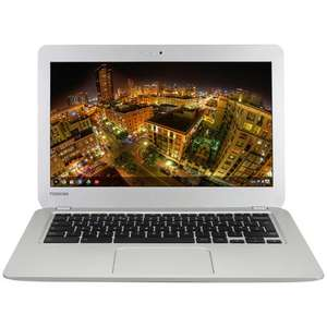 Toshiba Chromebook 2 4GB version - John Lewis £219.95