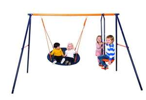 Hedstrom Nebula Fabric nest swing and glider multiplay £57.08 @ Amazon