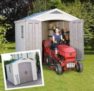 Keter 8 x 11 plastic shed @ Costco online -£699.99 with free delivery