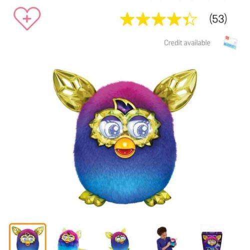 Furby boom less than half price £29.99 @ Argos