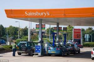 this morning another cut in price for petrol and diesel 2p unleaded 1p for diesel the supermarket petrol stations