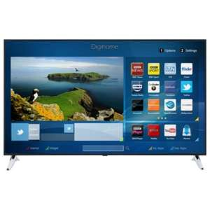 Digihome 65 Inch Smart Wi-Fi Built In Full HD 1080p LED TV with Freeview HD - £529.00 - Tesco Direct