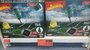 Swingball All surface Pro B&M stores £9.99 instore