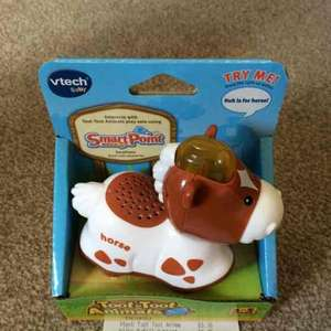 vtec toot toot animals £3 @ Wilkinsons