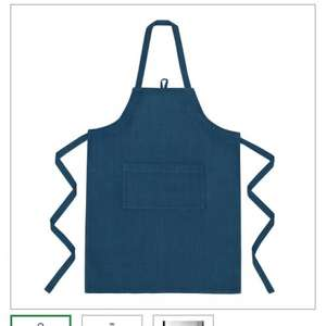 John Lewis Croft Collection Apron Full Length £6 (£3.50 Delivery or £2.00 Click & Collect) @ John Lewis