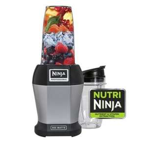 Nutri Ninja BL450UK Nutrient Extractor Blender Pulse Technology £59.99 @ Homebase