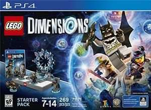 [Cheapest Pre-Order] Lego Dimensions Starter Pack £64.73 PS4/Xbox One @ WOWHD