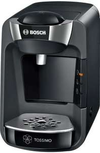 Bosch Tassimo Suny TAS3202GB for £39 at Currys - black, blue and red available
