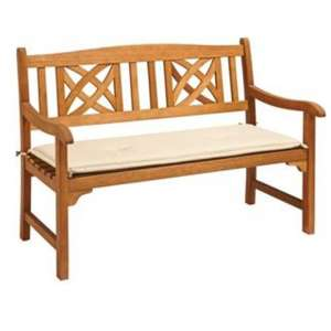 £39.93 Peru Ornate Garden Bench @ Homebase Free Click & Collet