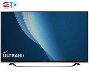 LG 55UF860V 55 inch 4K Ultra HD 3D LED Smart TV Freeview HD TV - RicherSounds @ £899 - 6 YEAR GUARANTEE