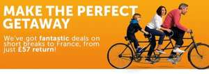 P&O ferries 3 & 5 day offers from £57 return