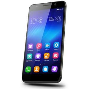 Huawei Honor 6 4G UK Smartphone (5 inch -1920 x 1080 pixels / 445 ppi-, Touchscreen, Octa-Core, 3GB RAM, 16GB ROM, 13MP rear camera, 5MP front camera, LTE CAT6, Android 4.4, EmotionUI 2.3) Black £169.99 @ vmall.eu/uk