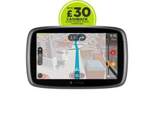 TomTom 510, World Maps & Speed Camera's £129 @ Tesco Direct (£99 after cashback)