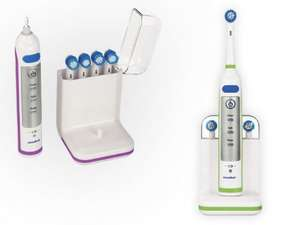 NEVADENT Electric Toothbrush - £12.99 from LIDL (8 brush heads included)