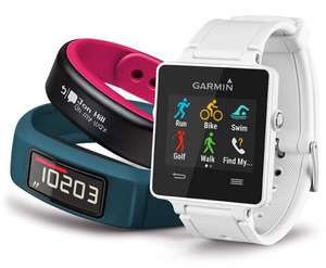 NHS Discount - 40% off Garmin vívo series watches/activity trackers