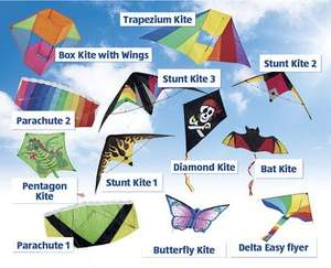 All Kites reduced to £2.49 @ ALDI