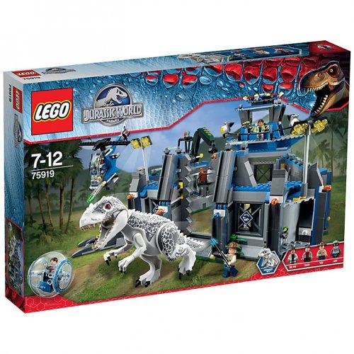 LEGO Jurassic World Indominus Rex Breakout 75919 £80 @ ISME