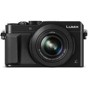 Panasonic Lumix LX100 - £589 down to £389 after £200 cashback @ Wex