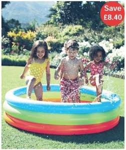 3 ring pool (click and collect) £3.60 @ ELC