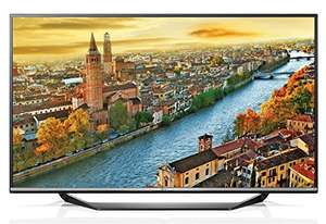 LG 40UF770V 40-inch Ultra HD 4K TV (2015 Model) - Ao.com + Code + Netflix 6 months - haven't added 10 % cashback on tv's from Quidco