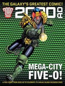Free 130-page Judge Dredd comic [PDF]