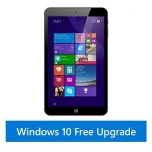 "Bush Eluma 8"" Windows Tablet, 2GB RAM, Z3735F Quad Core, 32GB Internal Memory, £79.99, Upgrade To Windows 10 @ Argos"