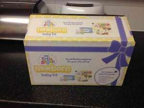 little angels newborn baby kit £5 instore @ Asda