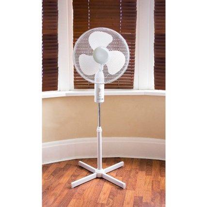 """Airflow Pedestal Fan 16"""" £7.99 @ B&M"""